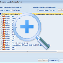 Select EDB File option.